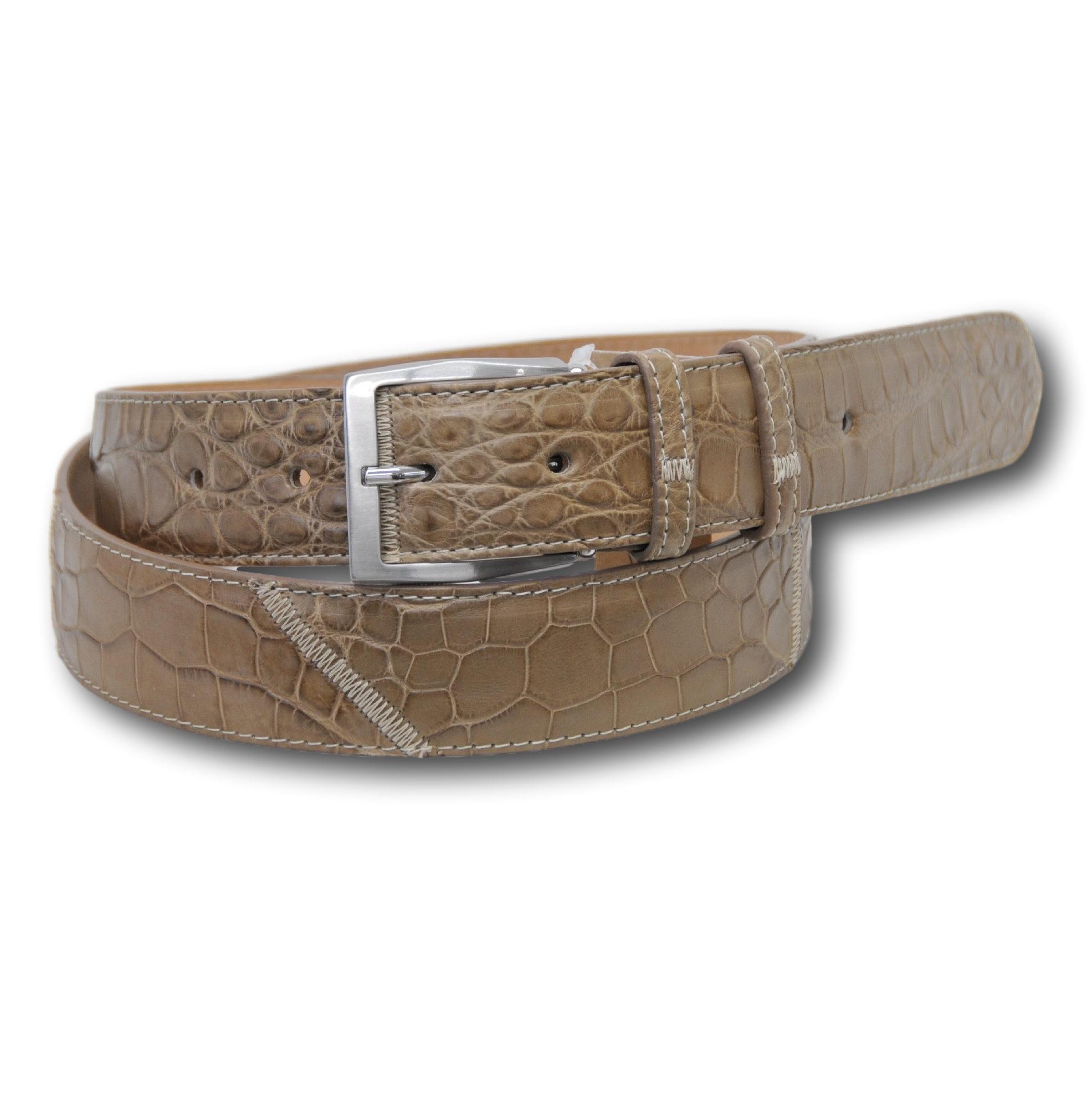 Cintura in vero cocco Unisex