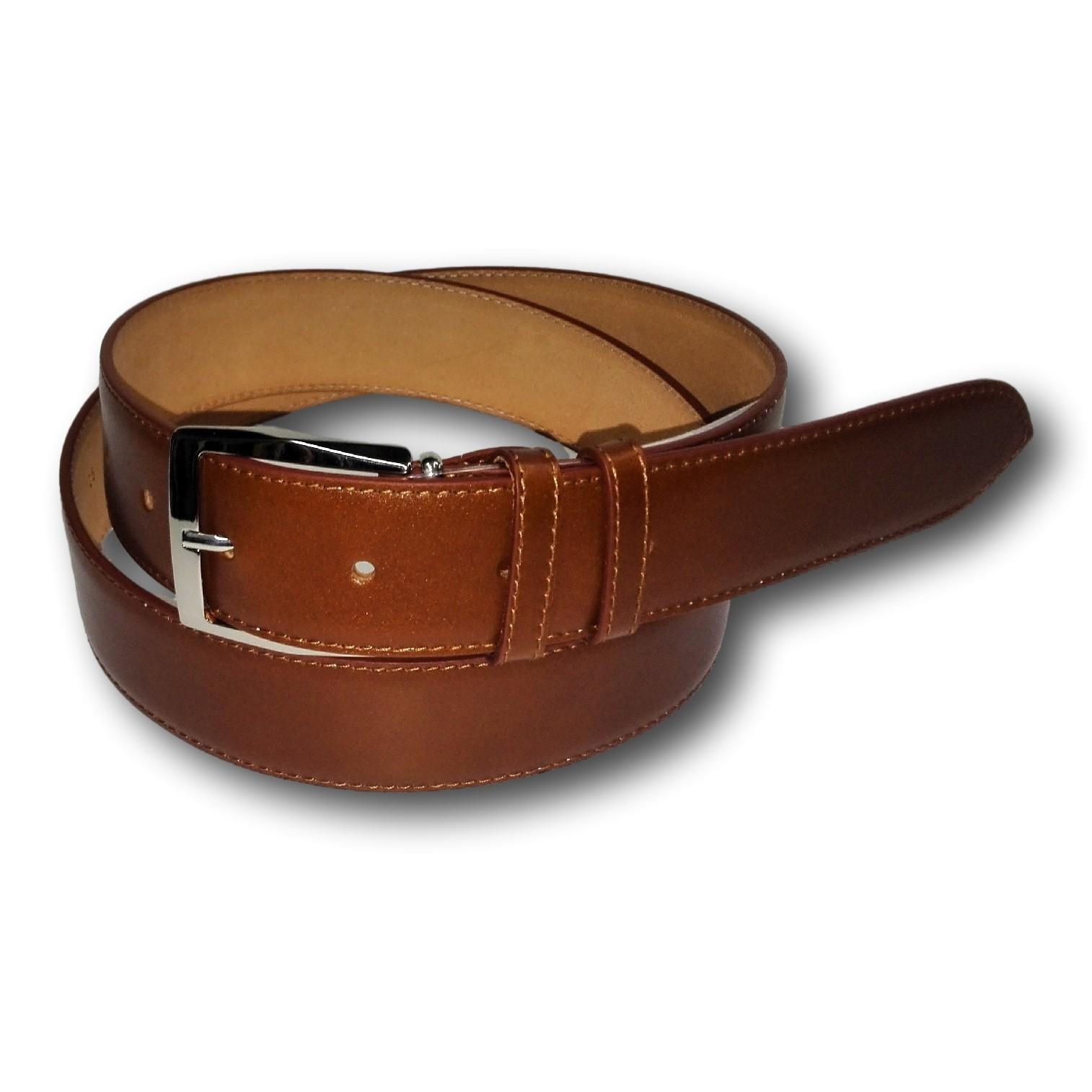 Cintura per uomo in vera pelle